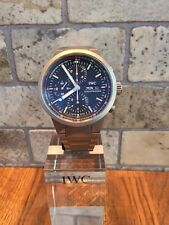 IWC imposte GST Chrono RATTRAPANTE Jan Ulrich 3715.37 LIMITED EDITION 250 COMPLETO