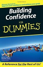 Building Self-Confidence For Dummies,Kate Burton,Brinley Platts