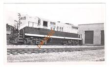 Original B&W Photograph NORTHERN ALBERTA #202 GMDD GP-9 Diesel  TP07