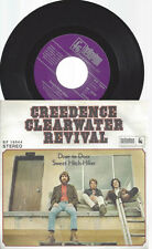 """7"""" CREEDENCE CLEARWATER REVIVAL SWEET HITCH HIKER"""
