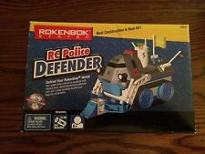 Rokenbok 04215 RC Police Defender for the Original Rokenbok Building System New