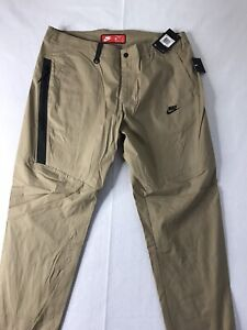 Nike Oxford Jogger Slim Fit Golf Pants Men's Sz 40x29 / 823363-235 New With Tags