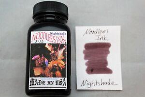 NOODLERS INK 3 OZ BOTTLE NIGHTSHADE