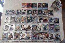 Fullmetal Full Metal Alchemist TCG CCG Original Authentic JAPANESE Trading Cards