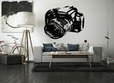 Wall Art Vinyl Sticker Room Decal Mural Decor Photo Camera Picture Memorybo2310