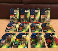 Star Wars POTF - 12 Action Figure Lot #3