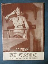 1942 Playbill Theatre Program NYC Broadway Let's Face It Danny Kaye, Vance  TDBR
