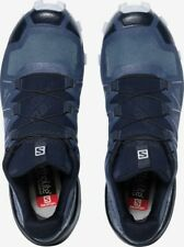 Salomon Speedcross 5 Womens Blue Black Trail Running Trainers Shoes Size 4080120