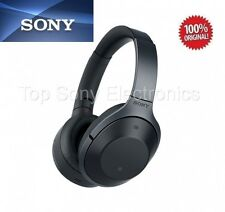 Sony MDR-1000X Premium Noise Cancelling Bluetooth Headphones Apple Android - Blk