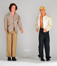 Ken barbie Mattel MOD HAIR KEN 70+ KEN SUPERSTAR 80 vintage bambole doll -121