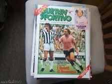 GUERIN SPORTIVO=N°24 (241) 1979=DAVID BOWIE=LOU REED=PALERMO=SARONNI STORY