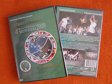 Capoeira Sul Da Bahia 4th Encontro Mundial 2009 DVD Video New Documentary