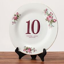 Personalized Classic Table Number Diecut Cling Wedding Table Numbers