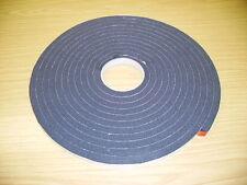 Closed Cell Edge Trim Foam Tape Weatherproof Self Adhesive- DIY EPDM Roofing UK