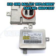 AUDI OEM BALLAST D3S REPLACEMENT HID CONTROL UNIT VW 8K0941597 B MITSUBISHI