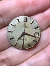 Omega Automatic Seamaster Original Dial Cal 562 Working For Parts Repair Vintage