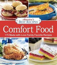 America's Best Recipes Comfort Food: 150 Made-with-love family favorite recipes