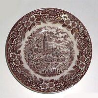Broadhurst Ironstone Suppenteller ca. 20 x 4 cm