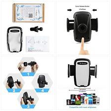 Beam Electronics Universal Smartphones Car Air Vent Mount Holder Cradle Compatib