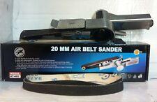 20mm Air Belt Sander Hymair AT-485 & 3 Belts