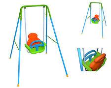Kinderschaukel Schaukelgestell Babyschaukel Kleinkinderschaukel Gartenschaukel