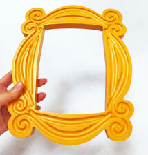 FRIENDS TV Show Monica's Apartment Yellow Frame Hand Made Door Photo Frame Gift