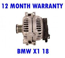 BMW X1 18 ESTATE 2010 2011 2012 2013 2014 2015 REMANUFACTURED ALTERNATOR
