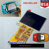 For GameBoy Advance GBA 10-Levels High Brightness IPS Backlight Screen Kit HYA