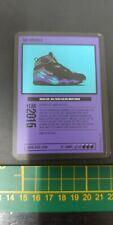 # 117 - Air Jordan 8 - Soleyama Sammelkarte