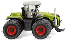 Wiking 036398 Claas Xerion 5000 mit Zwillingsbereifung 4-2018 Neu in OVP
