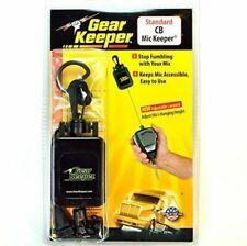 Gear Keeper RT44112 Standard Retractable CB Microphone Holder
