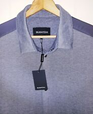 Bugatchi Hybrid Sweater Jacket Mens XL NWT $230.00 Charcoal Grey