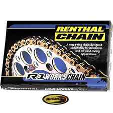 Renthal R1 Gold Chain 420x120 Link