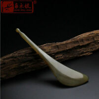 Natural Ox Horn Gua Sha Thin Face Guasha Beauty Tool Health Massager Easy To Use