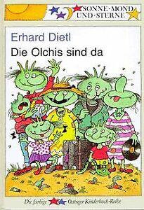 Die Olchis sind da. (Ab 7/8 J.) von Dietl, Erhard   Buch   Zustand gut