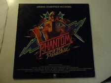 PHANTOM of the Paradise-Original Soundtrack Recording-insert-LP