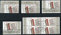 Bund 2955 Eckrand oder Viererblock gestempelt Vollstempel Berlin ETSST BRD 2012