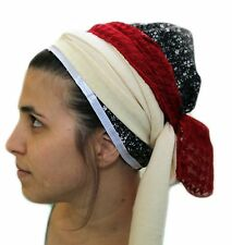 Sinar Tichel Scarves Head Wrap Hair Covering Headcovering Bandana Chemo Cool