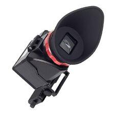 Optischer Sucher Sonnenblende passend für Canon Nikon Fujifilm Olympus Sony etc