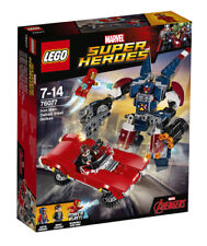 Iron Man Marvel Super Heroes Multi-Coloured LEGO Building Toys