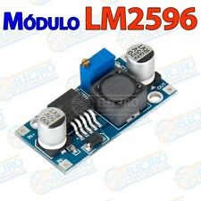 Modulo LM2596 alimentacion regulable DC BUCK steep down - Arduino Electronica DI