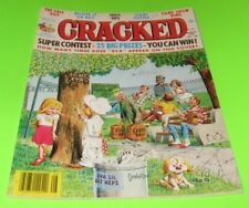 1982 CRACKED MAGAZINE # 188 THE FALL GUY GIANT POSTER BELIEVE IT OR NOT