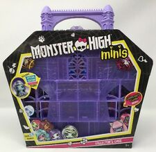 Monster High Minis Collector's Case Exclusive Frankie Stein Figure
