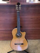 Yamaha CGX-171CCAClassical Acoustic Electric Guitar w/ Original Hard Case