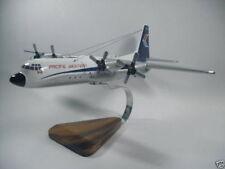 C-130 Hercules Pacific western Wood Model Plane Regular Free Shipping