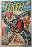 THE FLASH #187 (May 1969, DC) Silver Age Comic Book