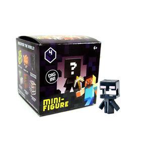 Minecraft   Serie 4 SCREAMING ENDERMAN Single Mini Figure NEW in opened box