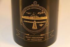 Base AERONAVAL DE VERACRUZ miltary coffee mug MEXICO