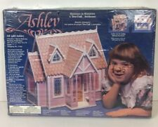 Dura Craft Ashley Mansions In Miniature Wood Dollhouse House Kit 1992 NEW Sealed