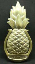 Pineapple Door Knocker - Solid Brass - Vintage